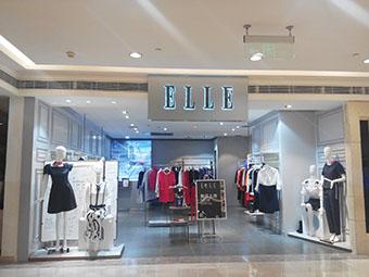 ELLE品牌旗舰店店面