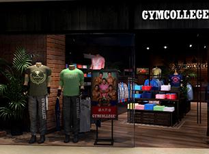 GYMCOLLEGE品牌旗舰店店面