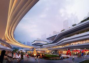 +86VOG中国·藝尚中心品牌项目展示